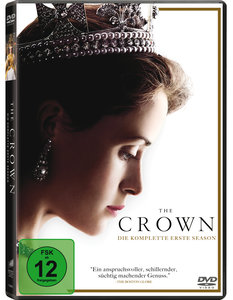 The Crown. Season.1, 4 DVDs
