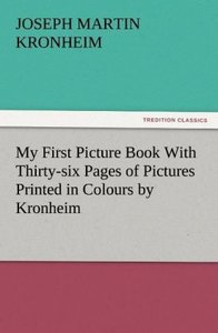 My First Picture Book With Thirty-six Pages of Pictures Printed