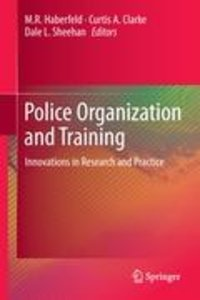 Police Organization and Training