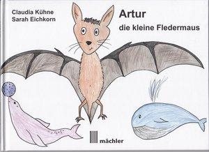 Artur die kleine Fledermaus