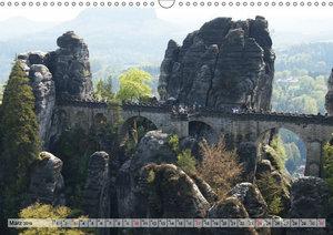 Über - Brücken (Wandkalender 2019 DIN A3 quer)