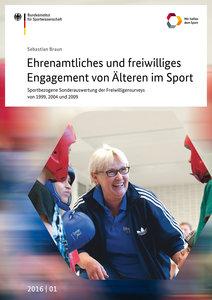 Ehrenamtliches und freiwilliges Engagement von Älteren im Sport
