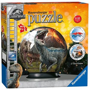 Ravensburger 11757 - Jurassic World 2, 3D-Puzzle