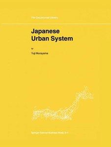 Japanese Urban System