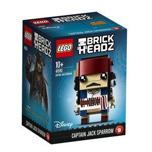 LEGO® Brickheadz 41593 - Captain Jack Sparrow