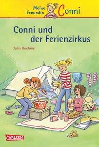 Meine Freundin Conni 19: Conni und der Ferienzirkus