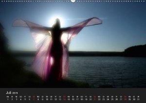 Träume aus 1001 Nacht (Wandkalender 2019 DIN A2 quer)