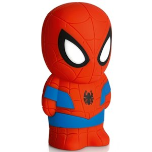 Softpal battery-Spider-Man-Dark blue