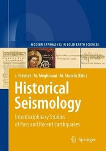 Historical Seismology