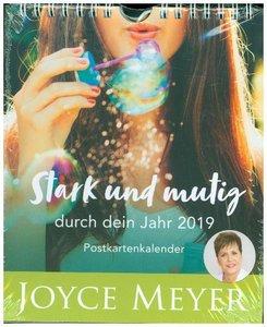 Joyce-Meyer-Kalender 2019 - Postkartenkalender