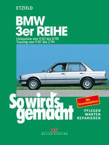 So wird\'s gemacht, BMW 3er Reihe ab September \'82