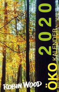 Robin Wood Ökokalender 2020