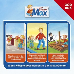 Max-3-CD Hörspielbox