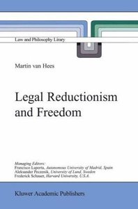 Legal Reductionism and Freedom