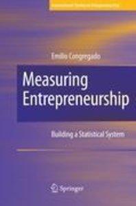 Measuring Entrepreneurship