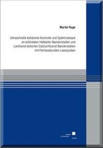 Ultraschnelle kohärente Kontrolle und Spektroskopie an kolloidal