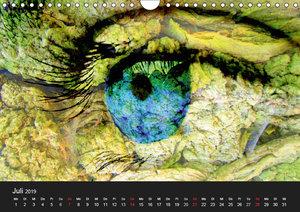 MEDIA-ART Der Kunstkalender (Wandkalender 2019 DIN A4 quer)