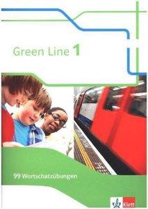Green Line. Arbeitsheft 5. Klasse. 99 Wortschatzübungen
