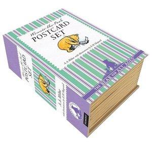Winnie the Pooh 100 Postcard Box Set