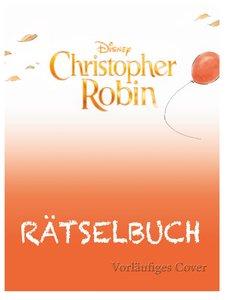 VE 5 Disney Christopher Robin: Mein Mal- und Rätselbuch
