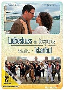 Liebeskuss am Bosporus & Schlaflos in Istanbul
