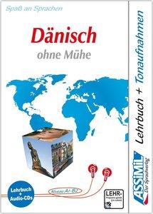 Assimil. Dänisch ohne Mühe. Multimedia-Classic. Lehrbuch und 4 A