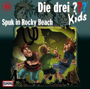 Die drei ??? Kids 10. Spuk in Rocky Beach (drei Fragezeichen)