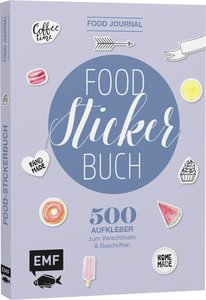 Food Journal - Das Food-Stickerbuch