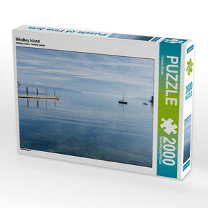 Whidbey Island 2000 Teile Puzzle quer