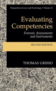 Evaluating Competencies