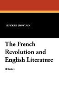 The French Revolution and English Literature