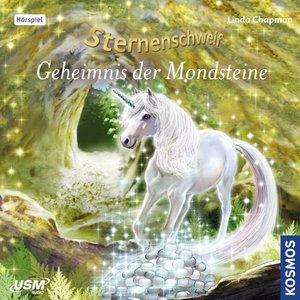 Sternenschweif (Folge 48): Geheimnis der Mondsteine, 1 Audio-CD