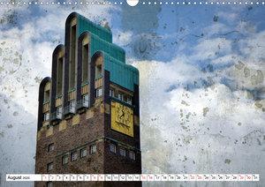 Magisches Darmstadt (Wandkalender 2020 DIN A3 quer)