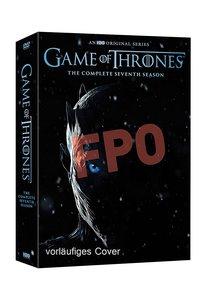 Game of Thrones 7 Steelbook