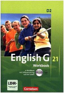 English G 21 D2: 6. Schuljahr