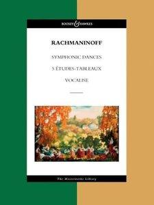 Symphonic Dances, Etudes Tableaux, Vocalise