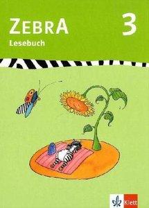 Zebra 3. Lesebuch 3. Schuljahr