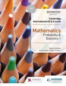 Cambridge International AS & A Level Mathematics Probability and