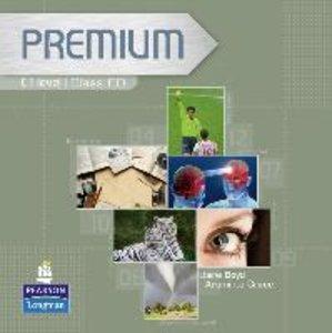 Premium C1 Level Class CDs (3)