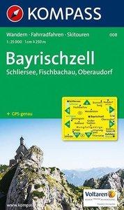 Bayrischzell, Schliersee 1 : 25 000