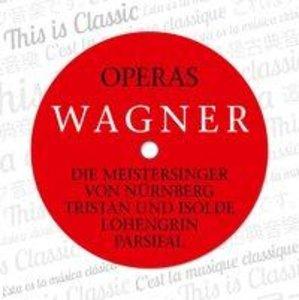 Wagner: Opern-Operas.(Gesamt-Complete)