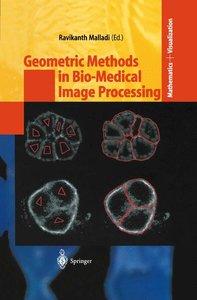 Geometric Methods in Bio-Medical Image Processing