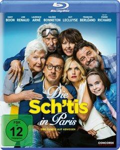 Die Sch\'tis in Paris - Eine Familie auf Abwegen, 1 Blu-ray
