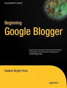Beginning Google Blogger