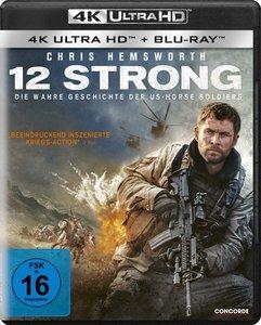 12 Strong - Die wahre Geschichte der US-Horse Soldiers 4K