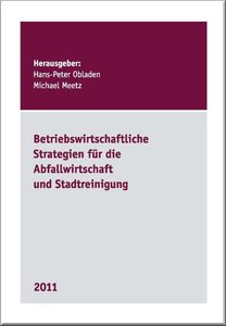 Betriebswirtschaftliche Strategien für die Abfallwirtschaft und
