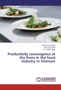 Productivity convergence at the firms in the food industry in Vi