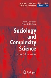 Sociology and Complexity Science