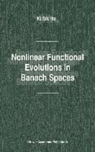 Nonlinear Functional Evolutions in Banach Spaces