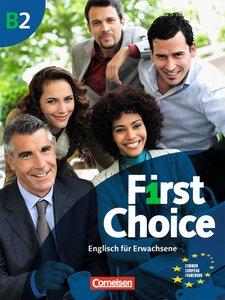 First Choice 4 - Kursbuch mit Home Study und Classroom CD - Euro